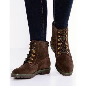 Ralph Lauren | Suede Boots. NWOT.